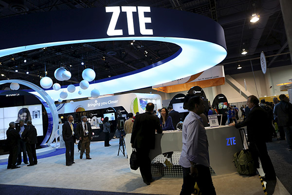 ZTE reaches settlement with US authorities over export violation charges